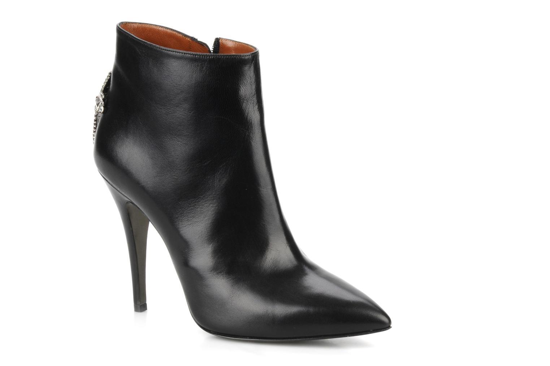 Bottines et boots Ernesto Esposito Kapina Noir vue détail/paire