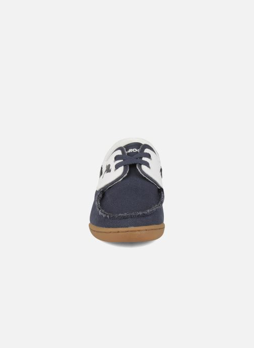 Chaussures à lacets Kangaroos Sail Bleu vue portées chaussures