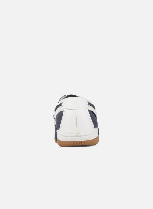 Chaussures à lacets Kangaroos Sail Bleu vue droite