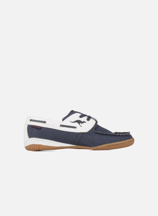 Chaussures à lacets Kangaroos Sail Bleu vue derrière