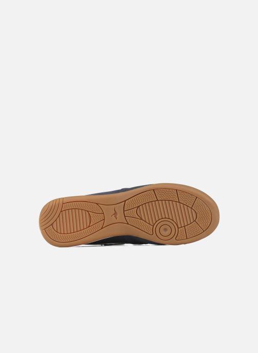 Chaussures à lacets Kangaroos Sail Bleu vue haut