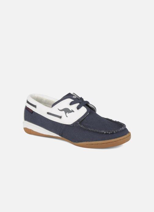 Chaussures à lacets Kangaroos Sail Bleu vue détail/paire