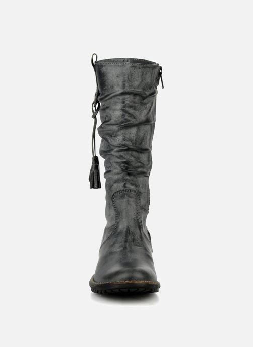 Boots & wellies Stones and Bones Hanna Black model view