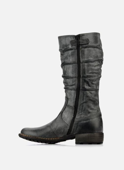 Boots & wellies Stones and Bones Hanna Black front view