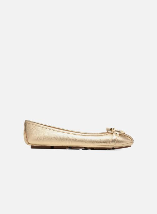 8fe95b1ffaa Michael Michael Kors Fulton Moc (Or et bronze) - Ballerines chez ...