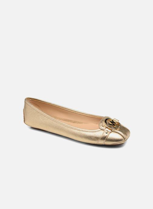 0b5314b7054 Michael Michael Kors Fulton Moc (Goud en brons) - Ballerina's chez ...