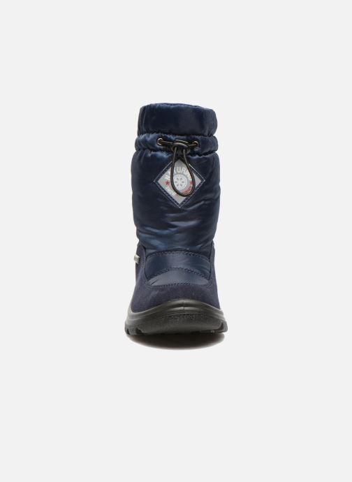 Boots & wellies Naturino Varna Blue model view
