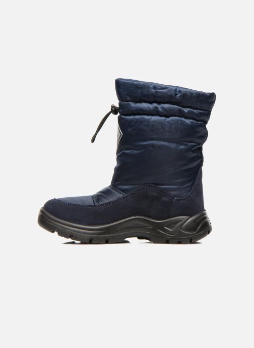 Boots & wellies Naturino Varna Blue front view