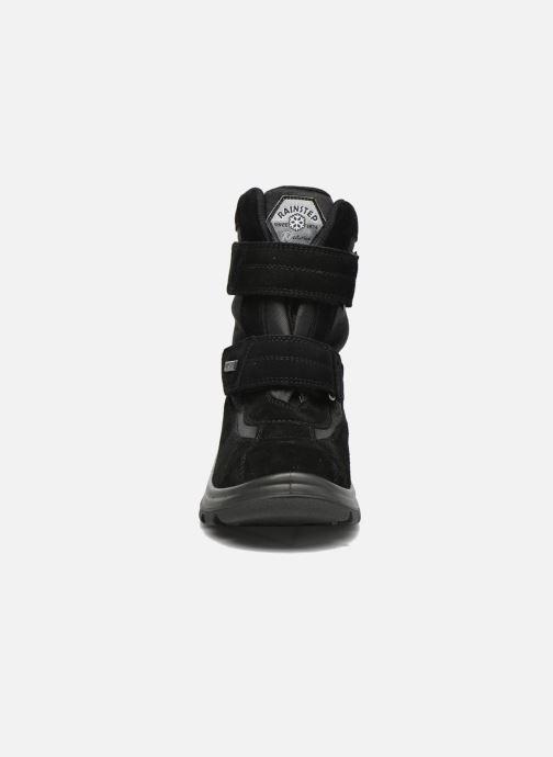 Bottes Naturino Barents Noir vue portées chaussures