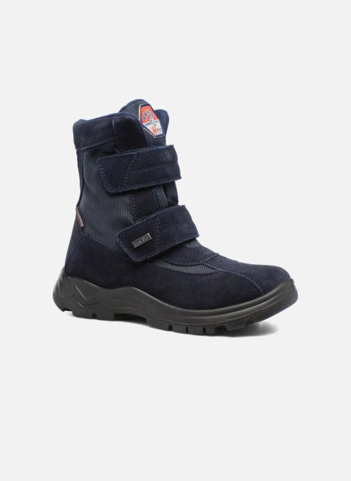 Boots & wellies Naturino Barents Blue detailed view/ Pair view