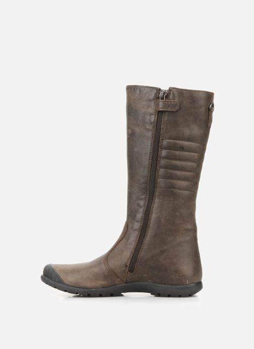 Boots & wellies Naturino Tracie Brown front view