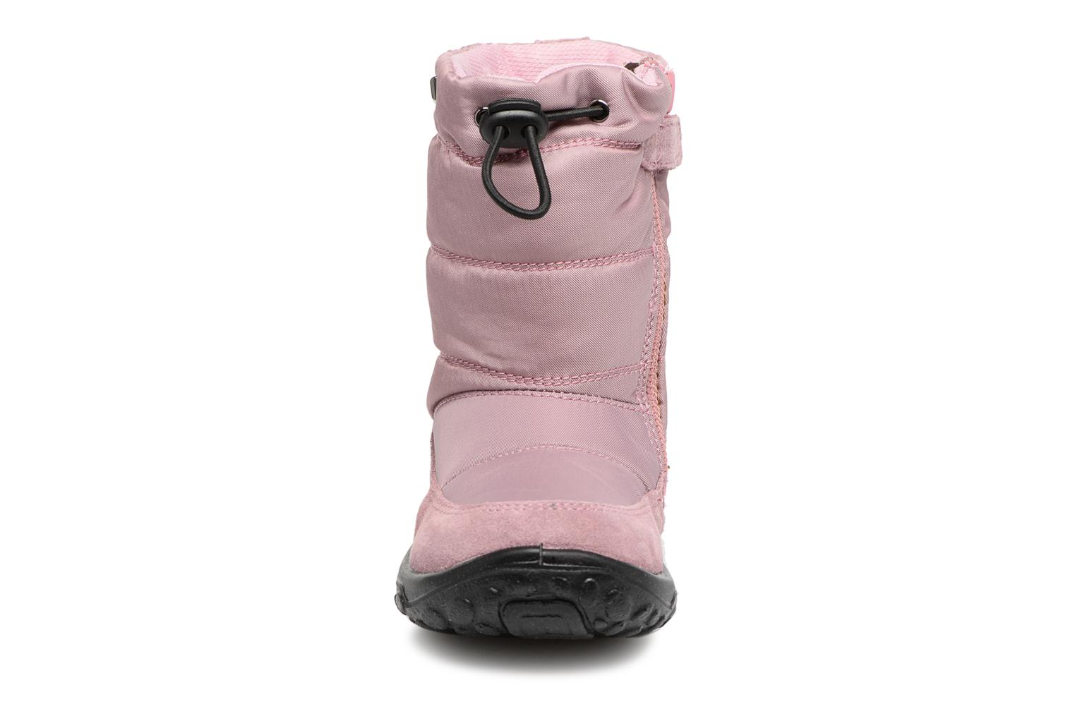 Boots & wellies Naturino Poznurr Pink model view