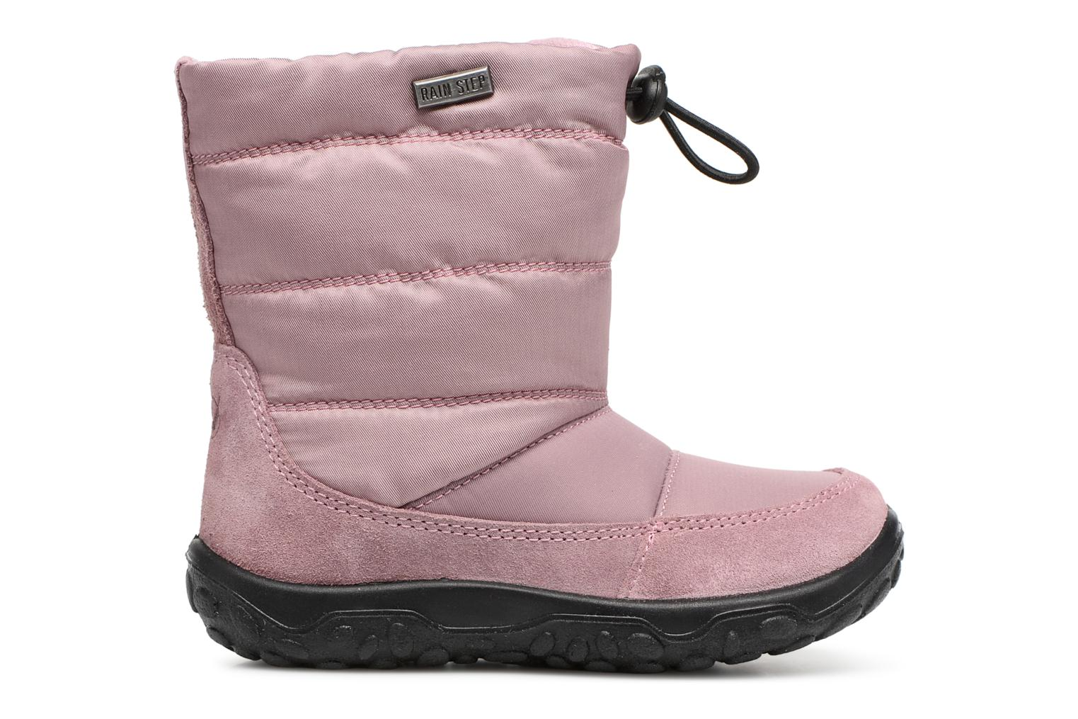 Boots & wellies Naturino Poznurr Pink back view