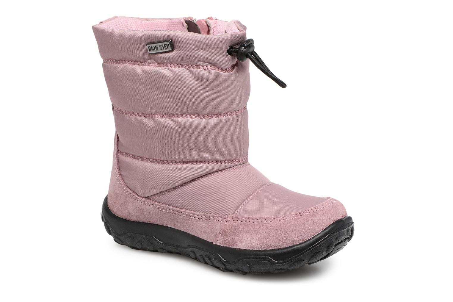 Boots & wellies Naturino Poznurr Pink detailed view/ Pair view