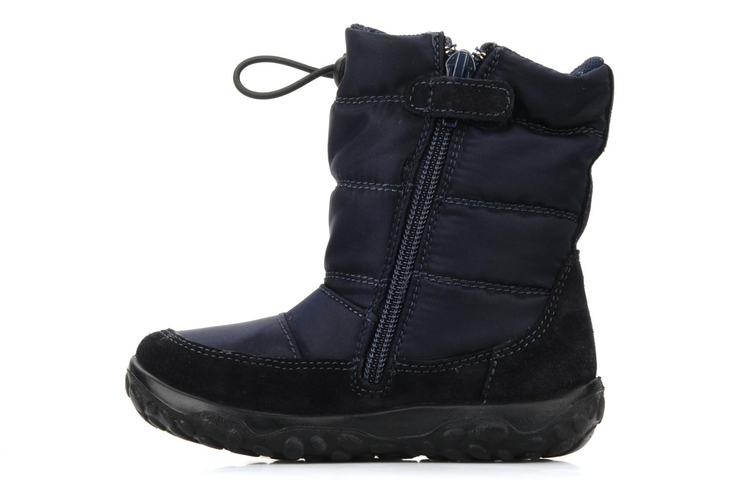 Boots & wellies Naturino Poznurr Blue front view