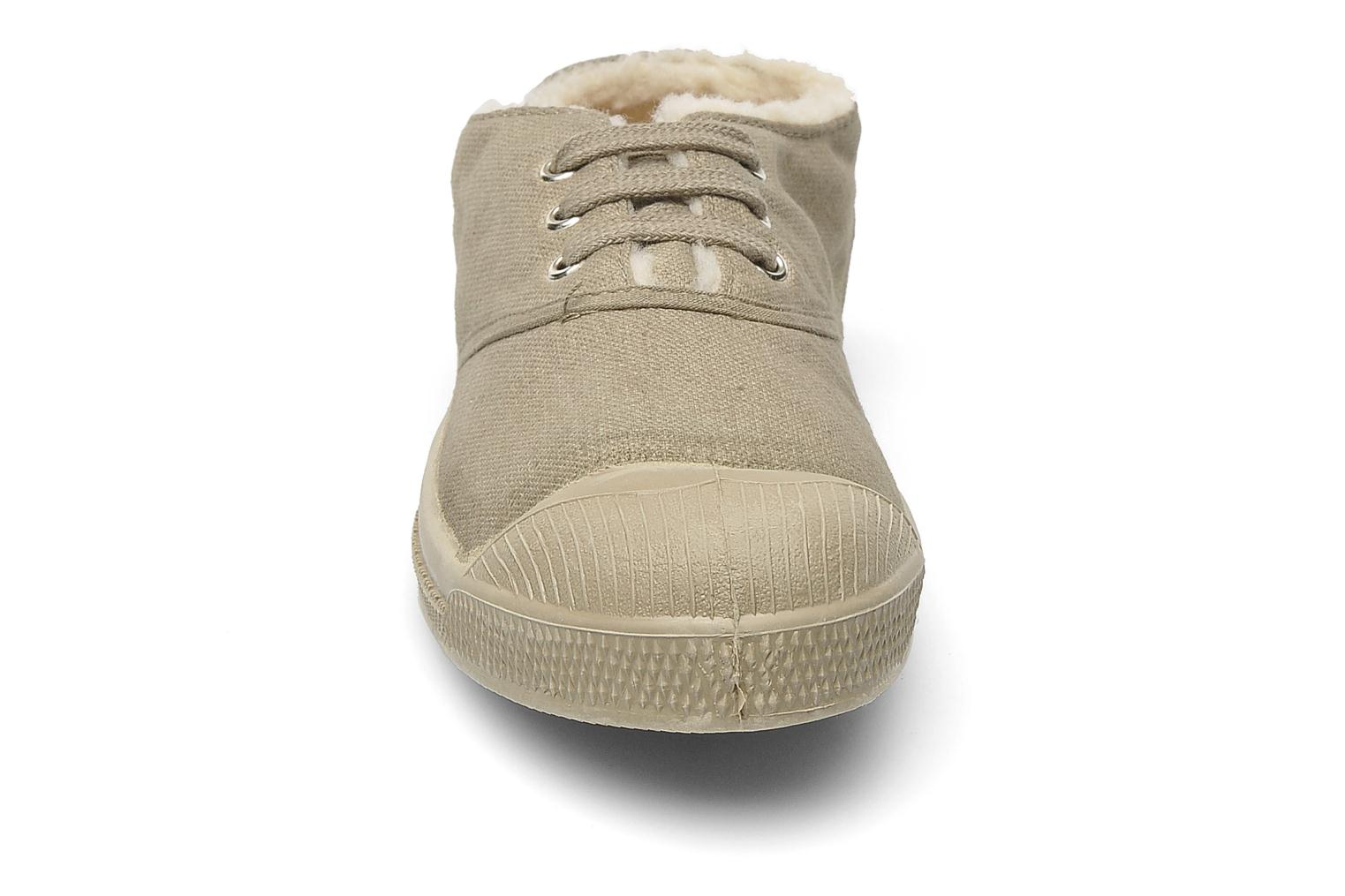 Sneakers Bensimon Tennis Fourrees E Beige model