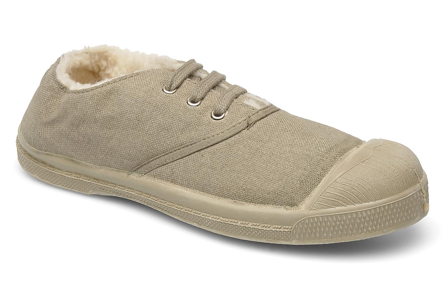 Sneakers Bensimon Tennis Fourrees E Beige detail