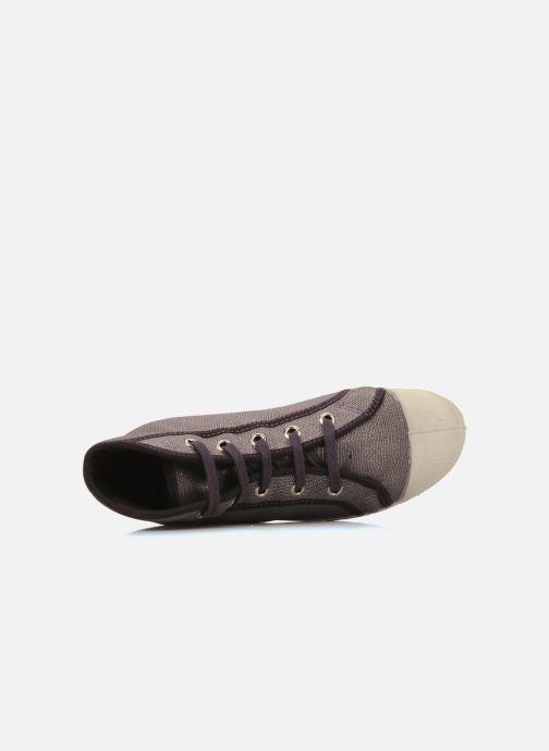 Sneakers Bensimon Tennis mid shinny e Paars links