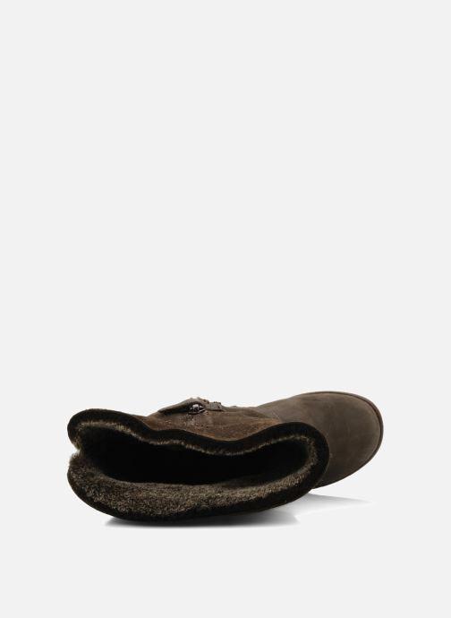 Støvler & gummistøvler Unisa Emmy Brun se fra venstre