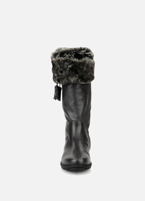 Boots & wellies Unisa Plama Black model view