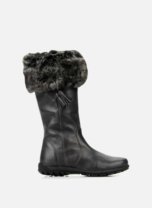 Boots & wellies Unisa Plama Black back view