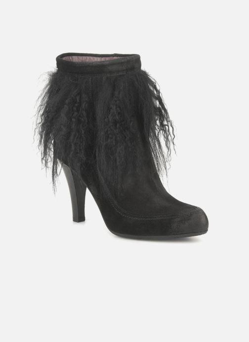 Bottines et boots Janet & Janet Preziosa Noir vue détail/paire