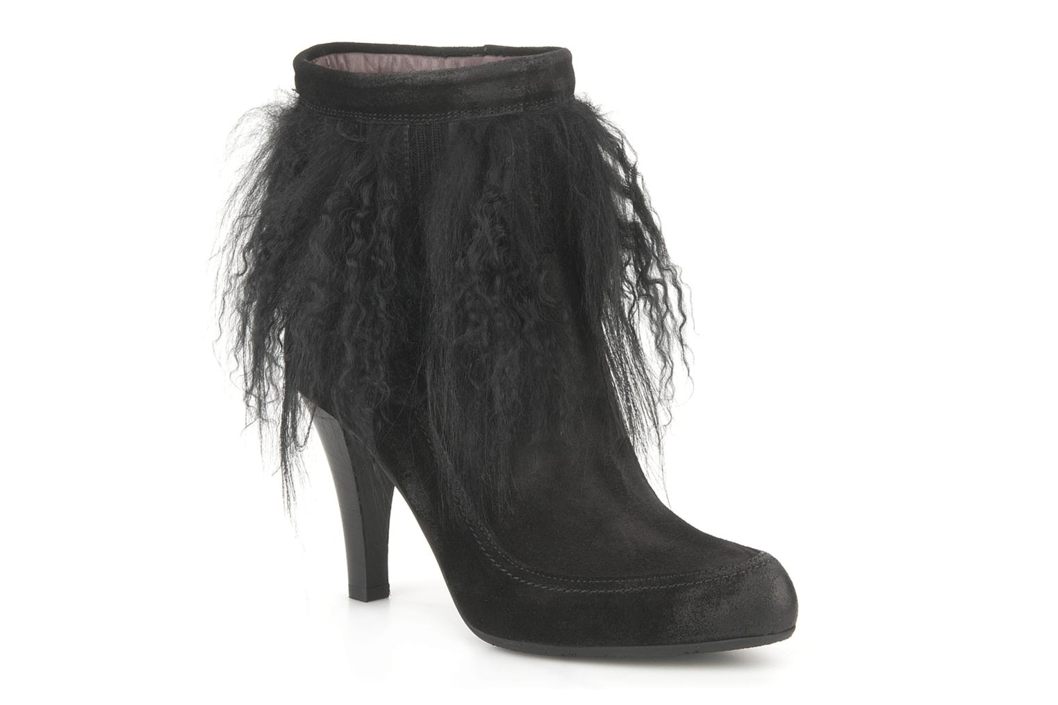Ankle boots Janet & Janet Preziosa Black detailed view/ Pair view