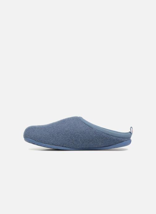 Chaussons Camper Wabi 20889 Bleu vue face