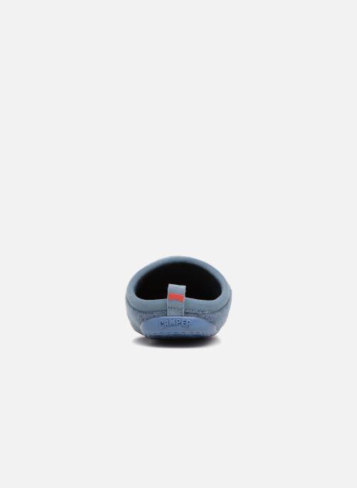 Chaussons Camper Wabi 20889 Bleu vue droite