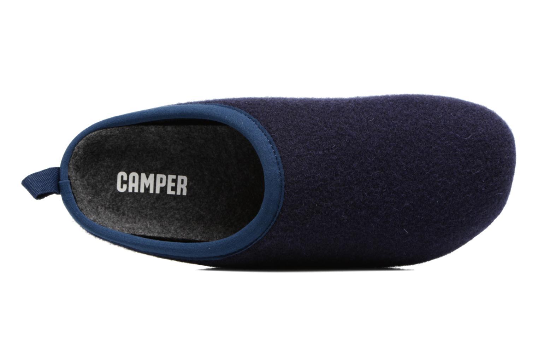 Hjemmesko Camper Wabi 20889 Blå se fra venstre