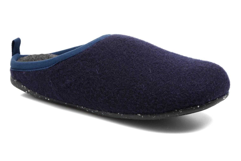 Hjemmesko Camper Wabi 20889 Blå detaljeret billede af skoene