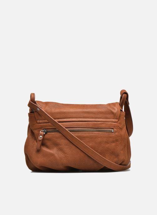 Handtaschen Nat & Nin Jen braun ansicht von vorne