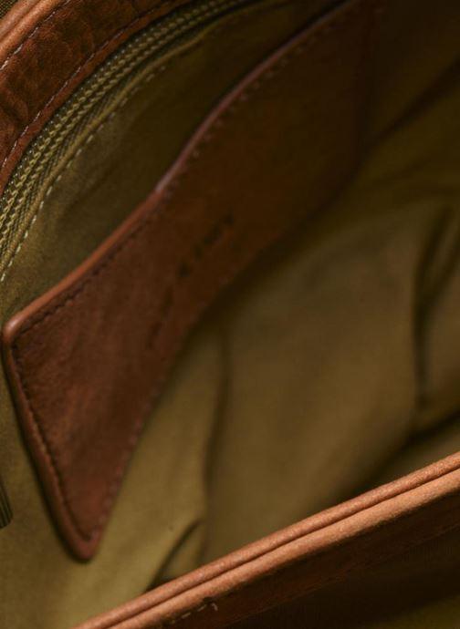 Handtaschen Nat & Nin Jen braun ansicht von hinten