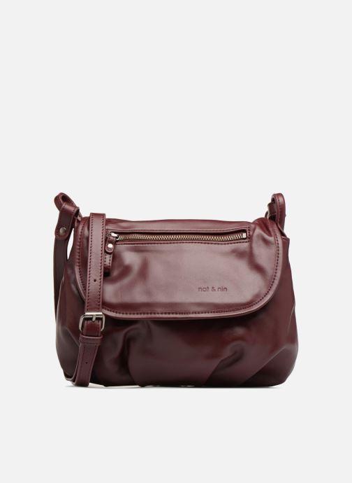 Handbags Nat & Nin Jen Burgundy detailed view/ Pair view