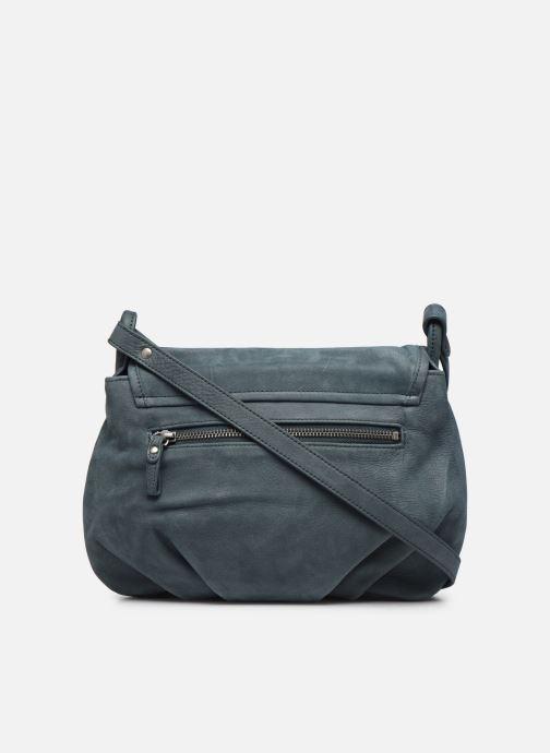 Handtaschen Nat & Nin Jen blau ansicht von vorne