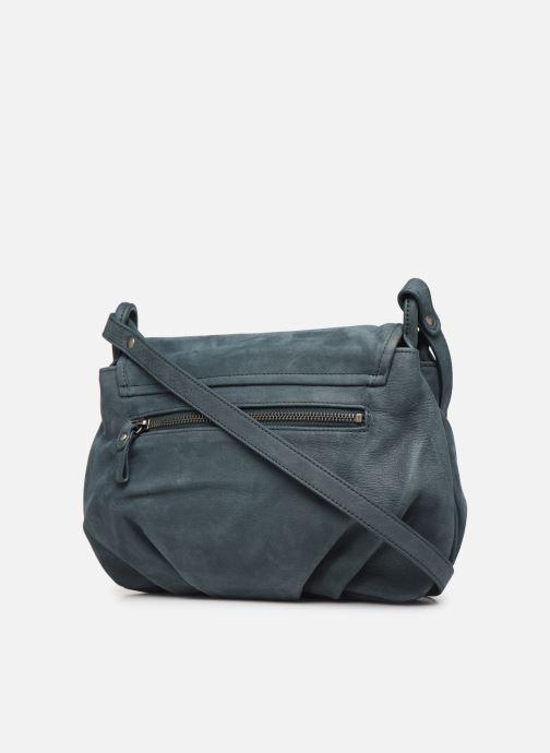 Handtaschen Nat & Nin Jen blau ansicht von rechts