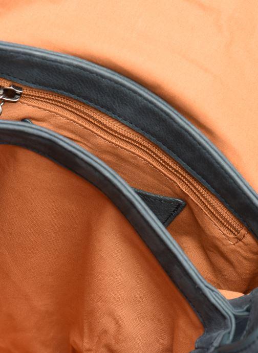 Handtaschen Nat & Nin Jen blau ansicht von hinten