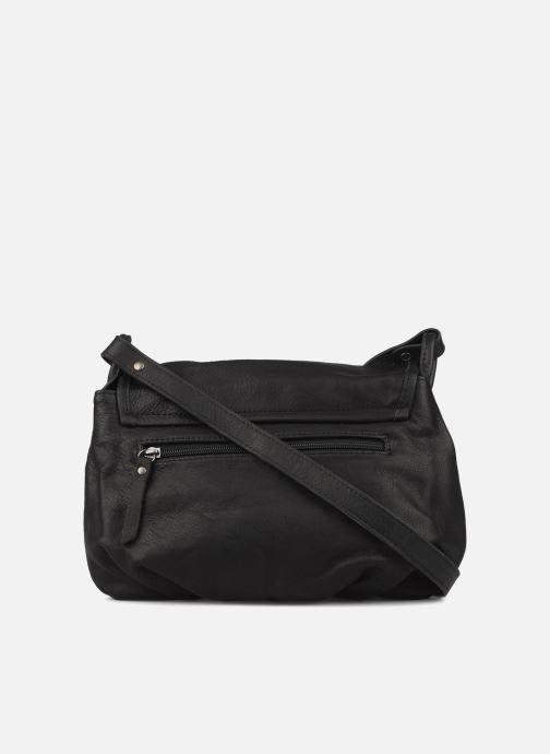 Handtaschen Nat & Nin Jen schwarz ansicht von vorne