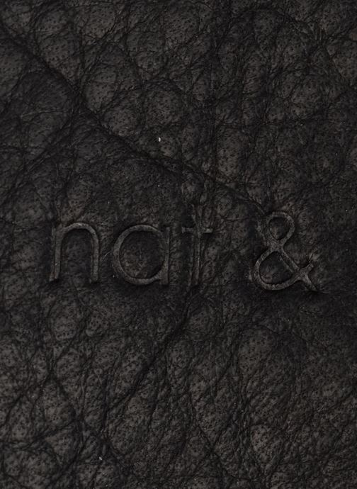 Handtaschen Nat & Nin Jen schwarz ansicht von links