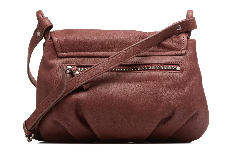 Handbags Nat & Nin Jen Burgundy front view
