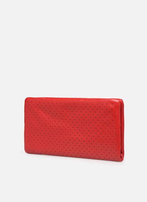Portemonnaies & Clutches Nat & Nin Ally rot schuhe getragen