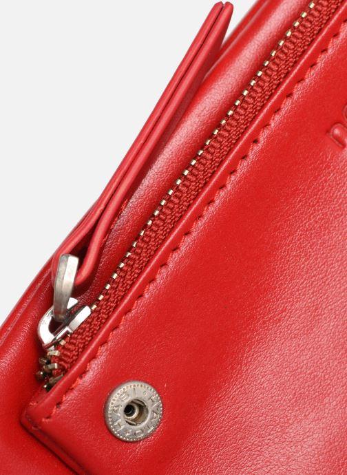 Portemonnaies & Clutches Nat & Nin Ally rot ansicht von links