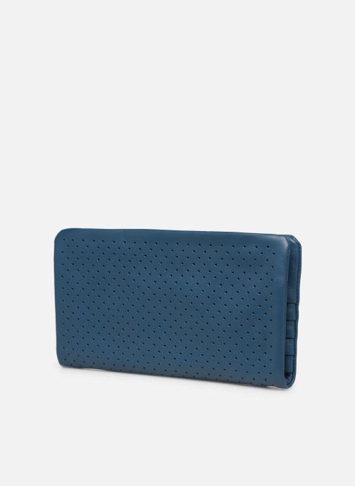 Portemonnaies & Clutches Nat & Nin Ally blau ansicht von rechts
