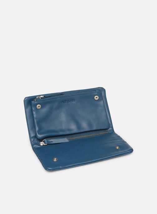 Portemonnaies & Clutches Nat & Nin Ally blau ansicht von hinten