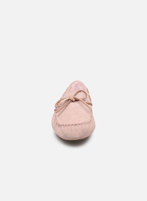 Loafers UGG Dakota Pink model view