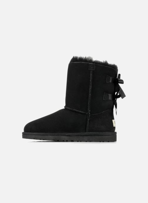 Laarzen UGG Bailey bow Zwart voorkant