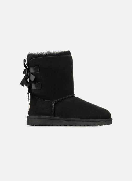 Laarzen UGG Bailey bow Zwart achterkant