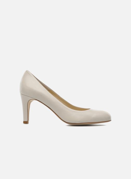 High heels Perlato Cid Beige back view