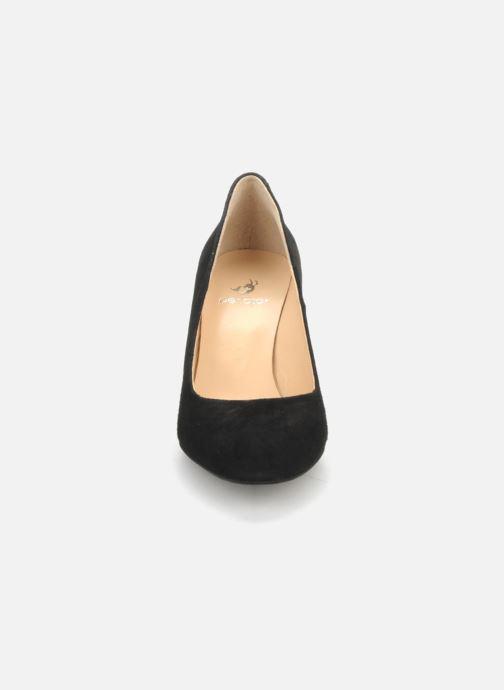 Zapatos de tacón Perlato Cid Negro vista del modelo