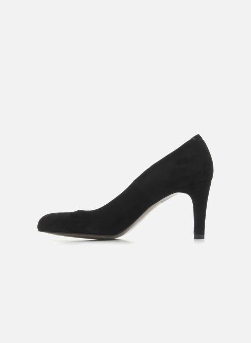 Zapatos de tacón Perlato Cid Negro vista de frente